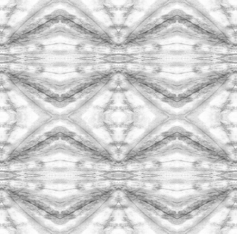 Tie Dye Pattern. Shibori seamless print. Tie Dye Pattern. Black and White Watercolor hand drawn batik. Summer ink japan illustration. Handmade watercolour shirt royalty free stock photo