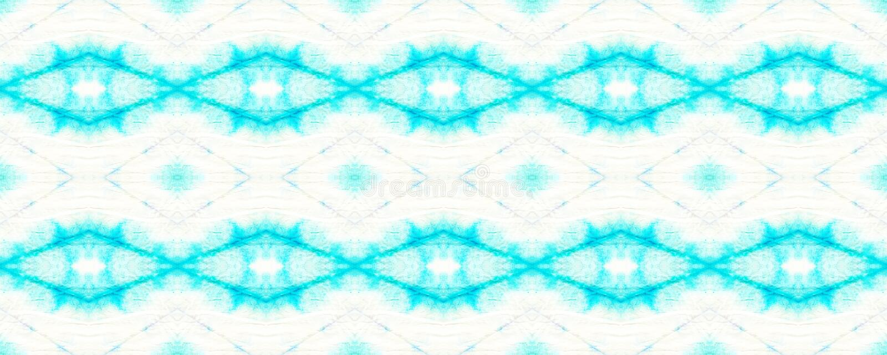 Tie Dye Pattern. Shibori seamless print. Indigo and Blue Tie Dye Pattern. Watercolor hand drawn batik. Summer ink japan illustration. Handmade watercolour shirt royalty free stock photography