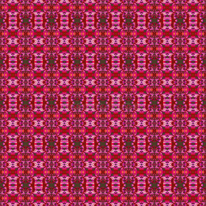 Background Seamless Tie Dye Pattern. Created using a pattern originated fr16om tie dye royalty free stock photo