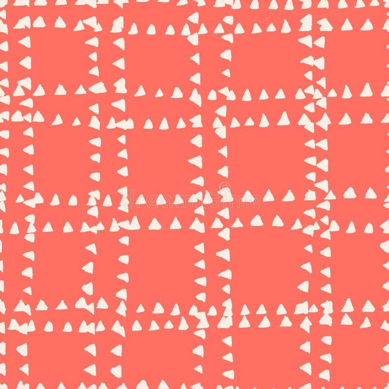 Tie dye seamless pattern. royalty free stock photography