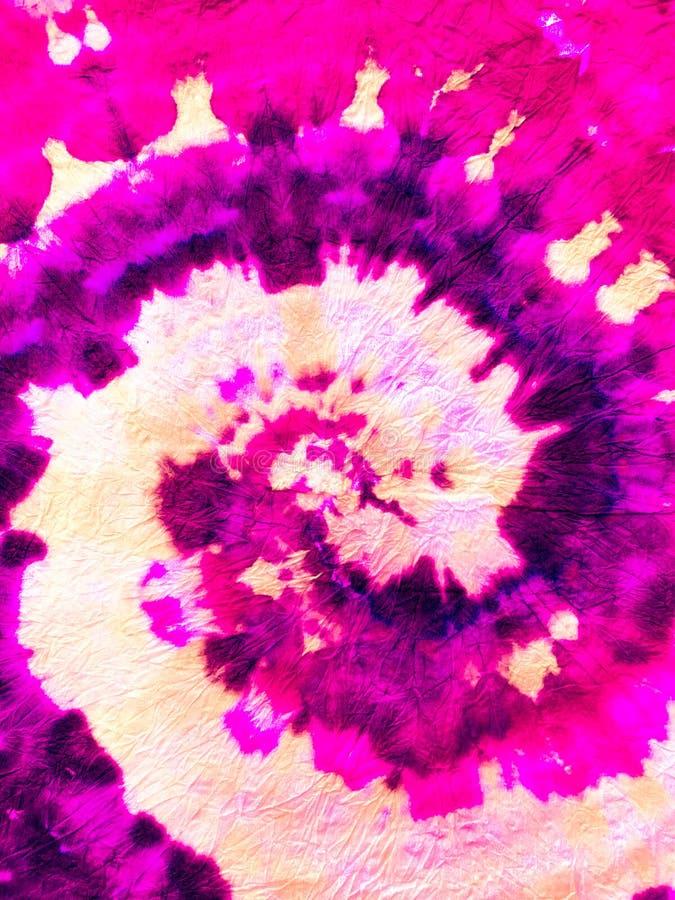 Tie Dye Spiral Background. royalty free stock photos