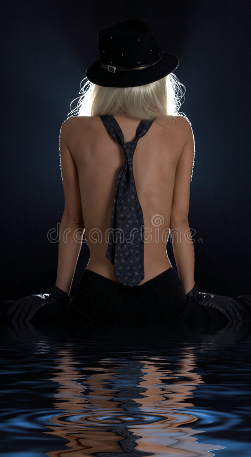 Download Tie games stock photo. Image of anonymous, leather, dark - 5941098