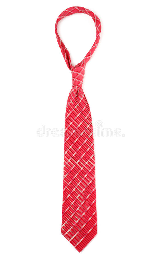 Tie isolated royalty free stock images