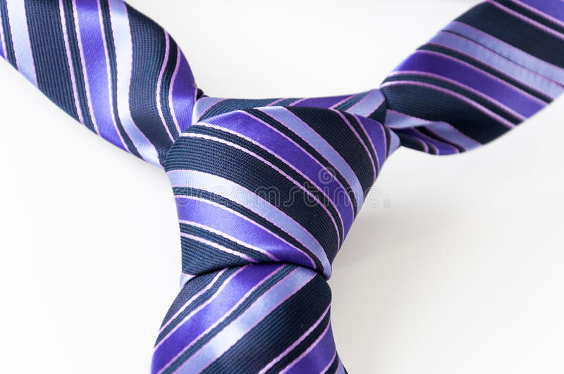 Download Tie knot stock image. Image of striped, detail, cravat - 29203555