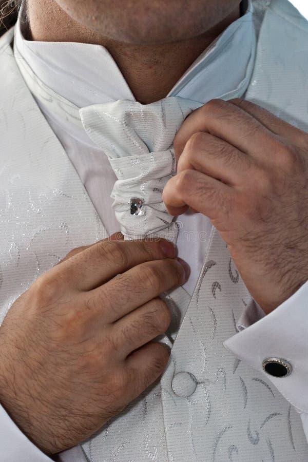 Tie Knot. Stock Image