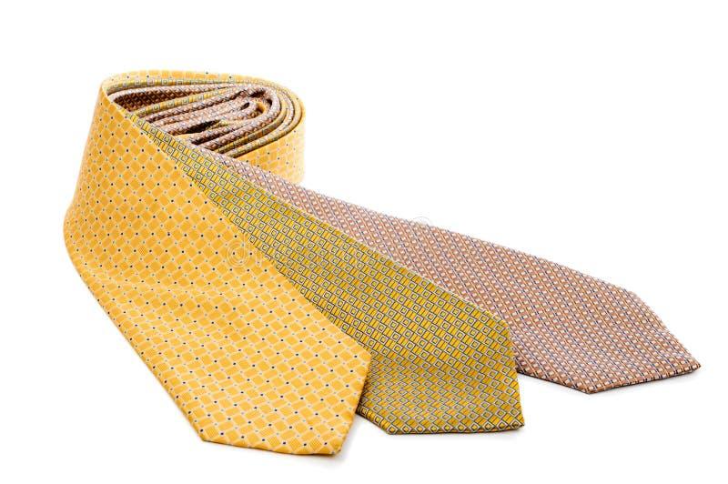 Tie Set stock images