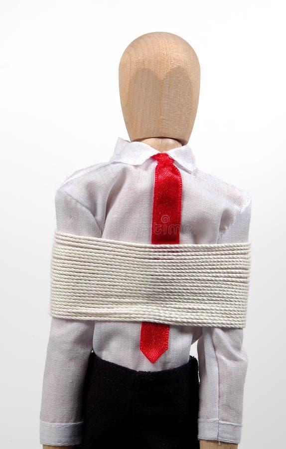Download Tied Up stock photo. Image of metaphor, extortion, prisoner - 53798