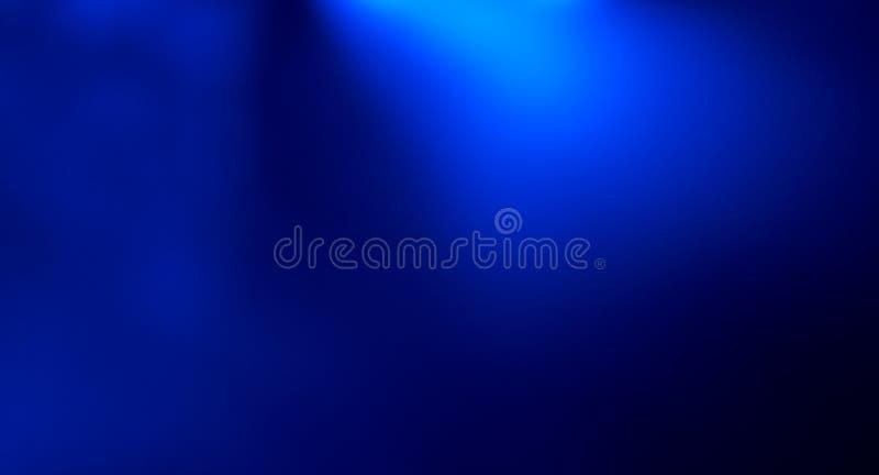 Tiefer dunkelblauer Abstraktionshintergrund lizenzfreie stockbilder