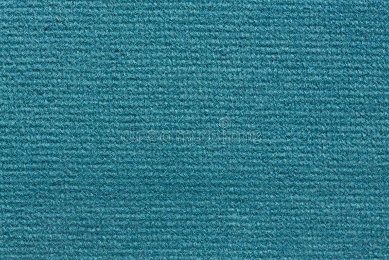Tieferer blauer stilvoller Textilhintergrund Schließen Sie herauf Schuss stockfotografie
