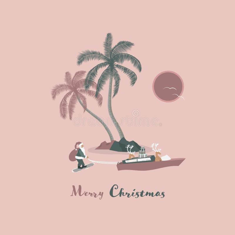 Tiempo de la Navidad libre illustration