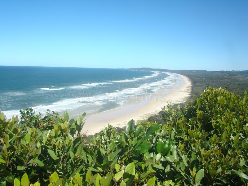 Tiempo de la playa fotos de archivo