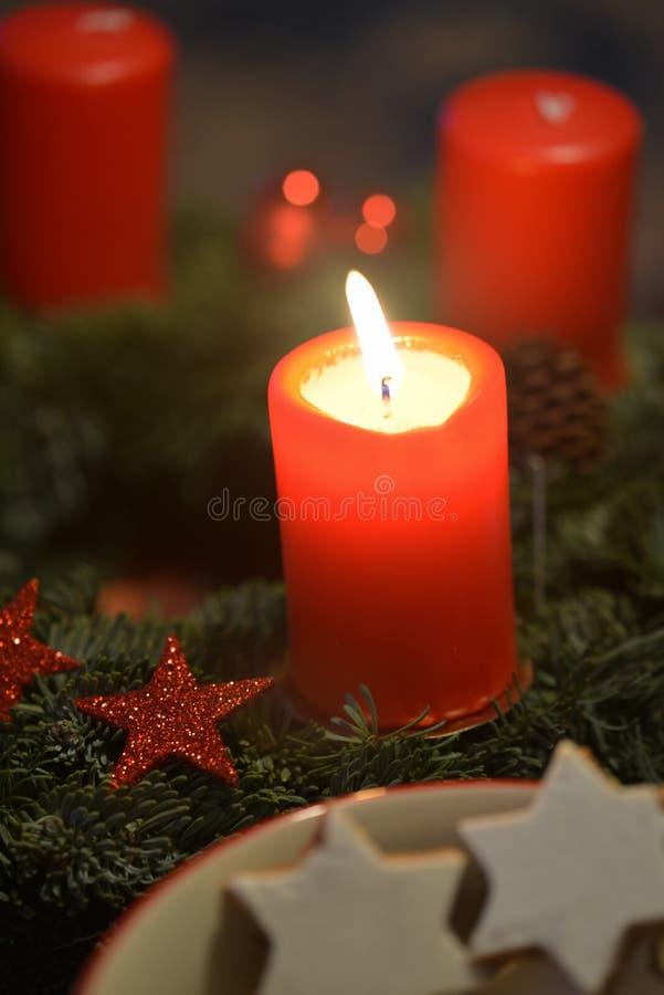 Tiempo de Navidad imagen de archivo
