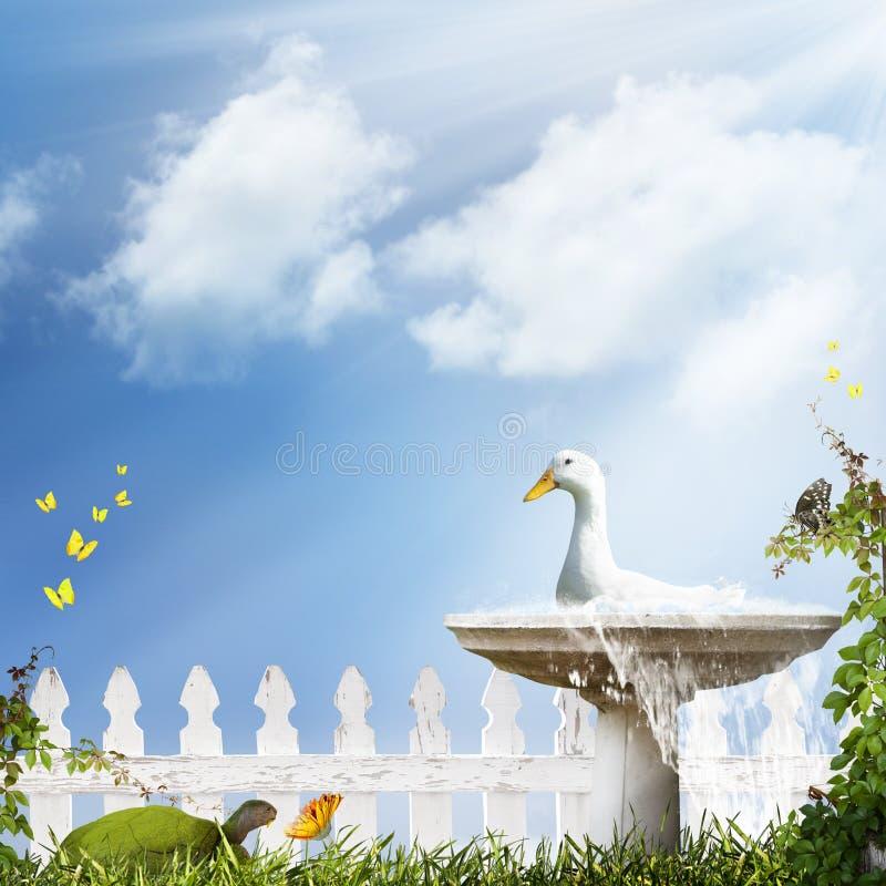 Tiempo de primavera imagen de archivo