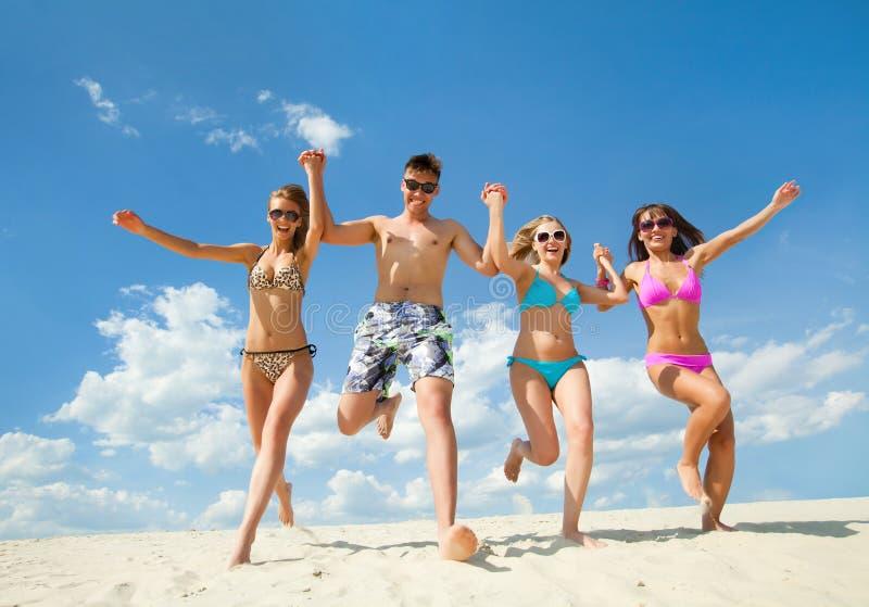 Tiempo de verano de la diversión fotos de archivo libres de regalías