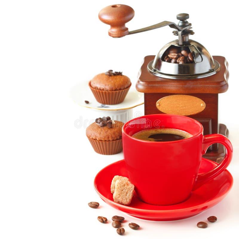 Tiempo del café. imagen de archivo libre de regalías