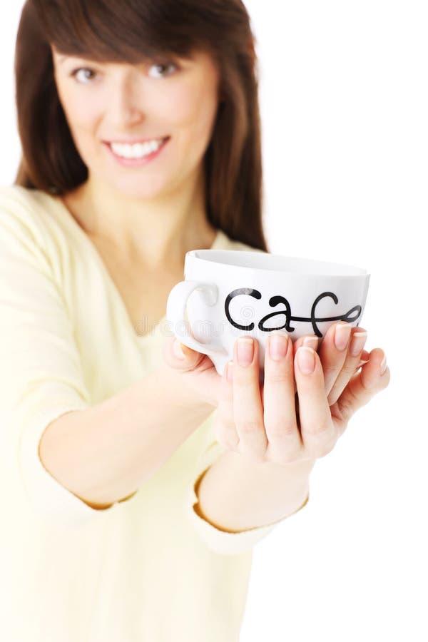 ¡Tiempo del café! imágenes de archivo libres de regalías