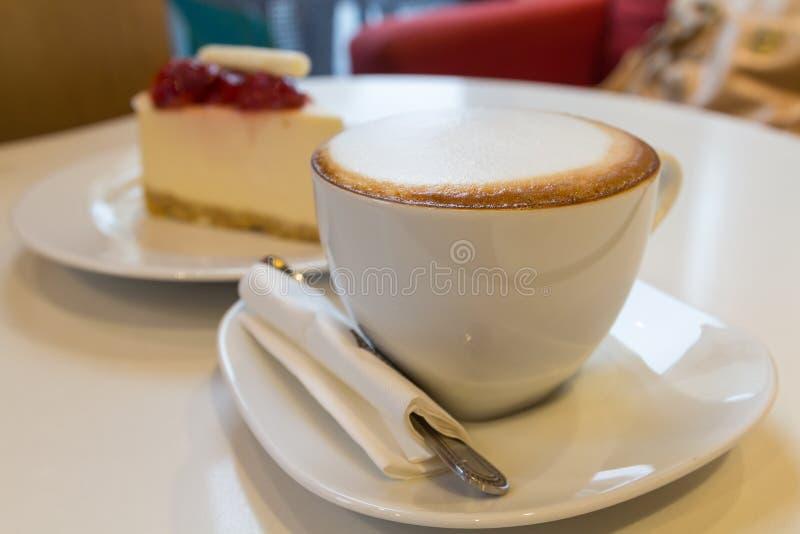 Download Tiempo del café foto de archivo. Imagen de taza, invitación - 41903296