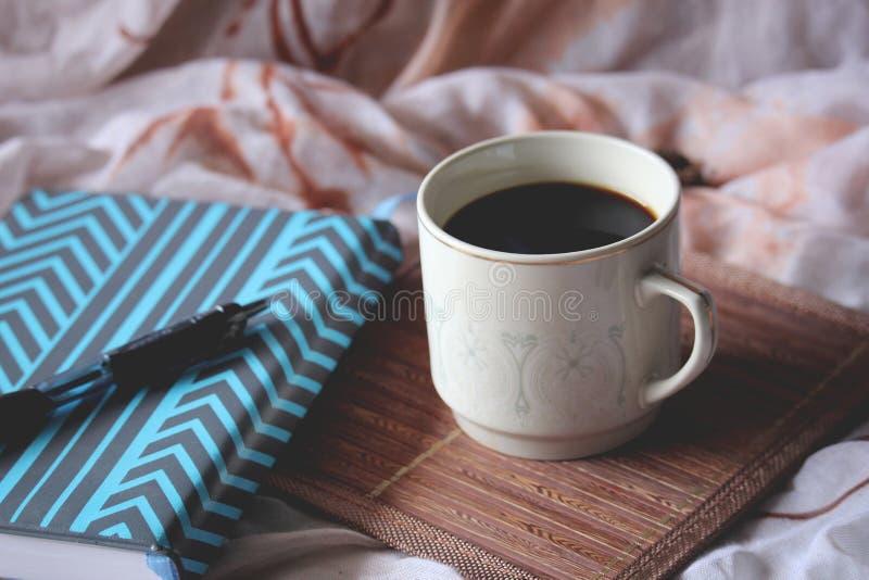 Tiempo del caf? foto de archivo