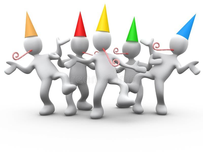 Download Tiempo del partido stock de ilustración. Ilustración de cumpleaños - 7283344