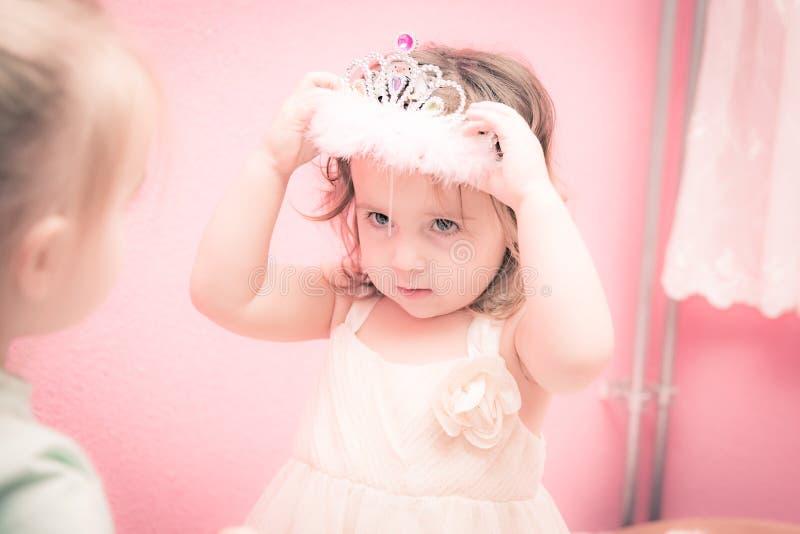 Tiempo feliz del bebé imágenes de archivo libres de regalías
