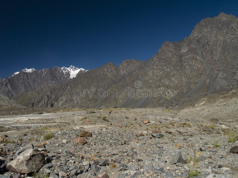 Tien-Shan mountains royalty free stock images