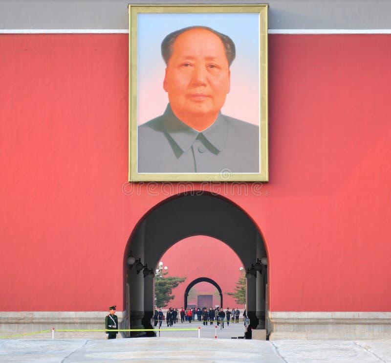 Tienanmen Square royalty free stock image