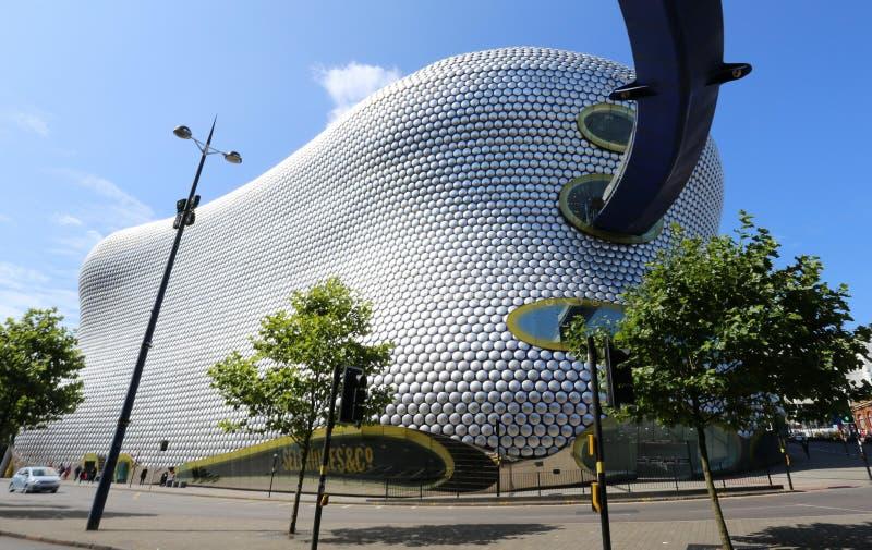 Tienda Birmingham Reino Unido de Selfridges foto de archivo
