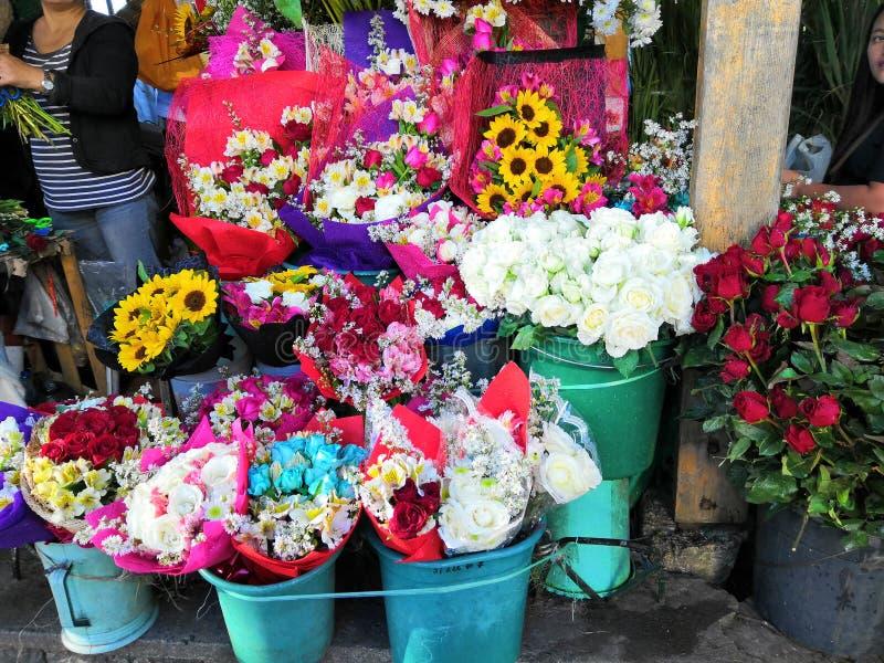 Tienda de flor fotografía de archivo