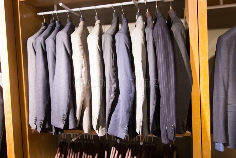 Tienda de ropa foto de archivo libre de regalías