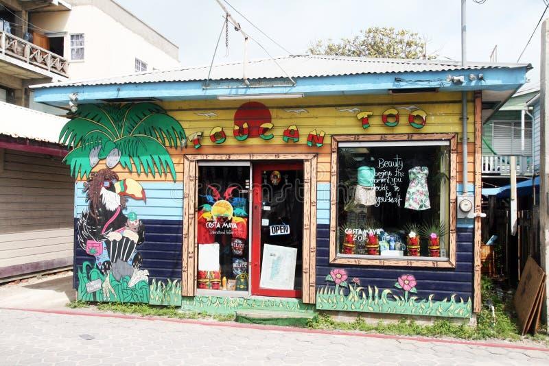Tienda de San Pedro fotografía de archivo libre de regalías