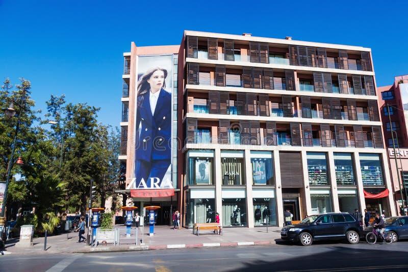 Tienda de zara en marrakesh imagen de archivo editorial - Zara roquetas de mar ...