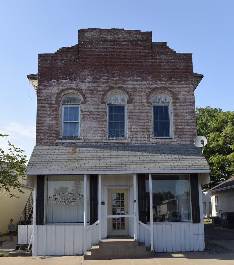 Tienda general del ` s de McClellan imagen de archivo libre de regalías