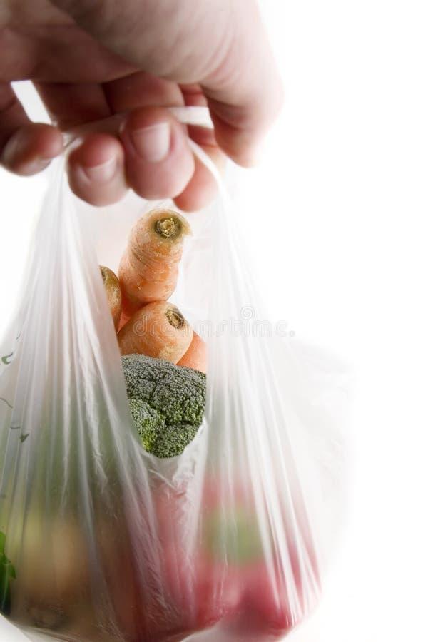 Tiendas de comestibles vegetales imágenes de archivo libres de regalías