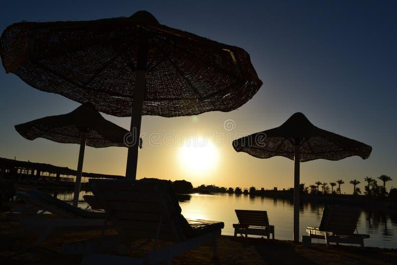 Tienta puesta del sol imágenes de archivo libres de regalías