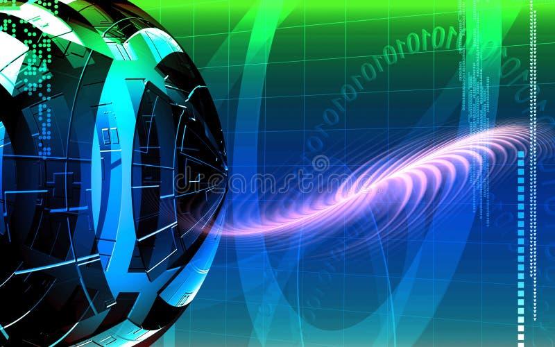 Download Tierra, stock de ilustración. Ilustración de potencia - 7282187
