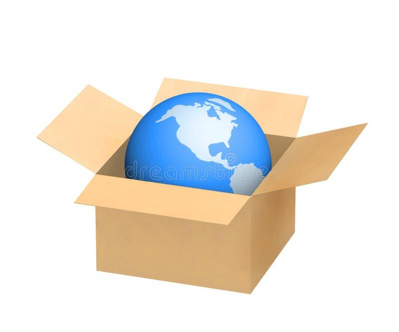 Download Tierra stock de ilustración. Ilustración de objeto, global - 7287929