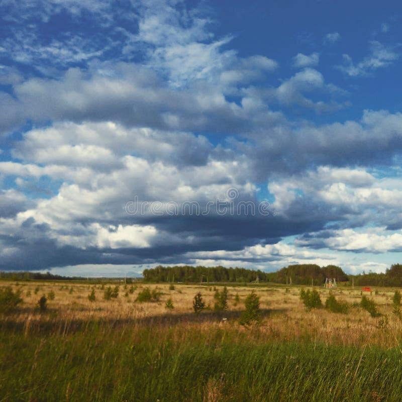 Tierra del cielo imágenes de archivo libres de regalías
