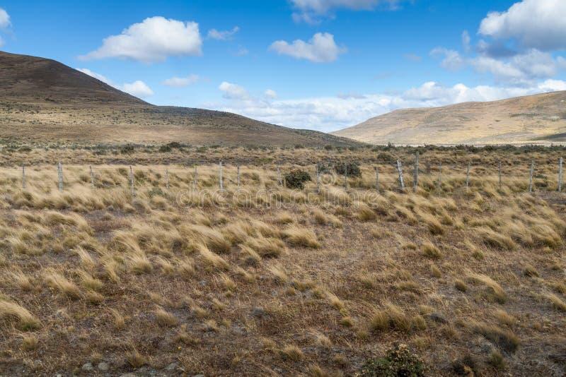 Tierra del Fuego ö royaltyfri foto