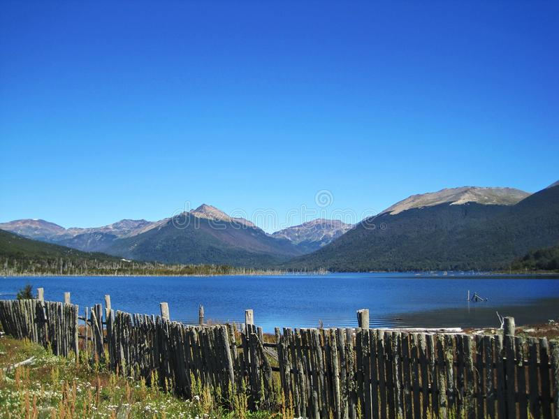 Tierra del Fuego stock foto