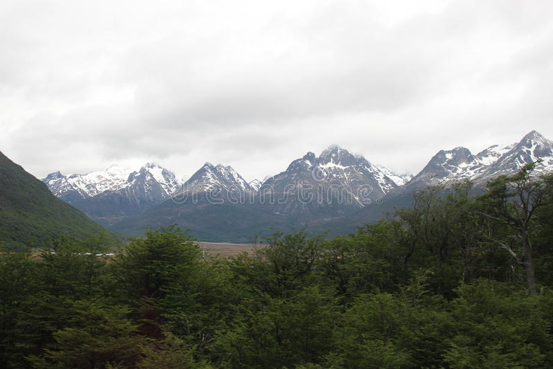 Tierra del Fuego fotos de stock royalty free