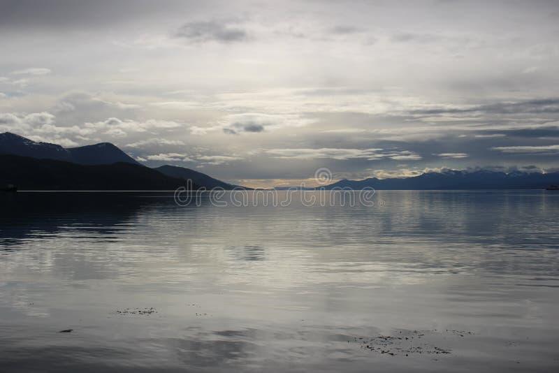 Tierra Del Fuego - paisagem fotos de stock royalty free