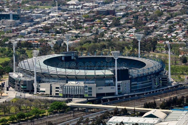 Tierra del grillo de Melbourne fotos de archivo