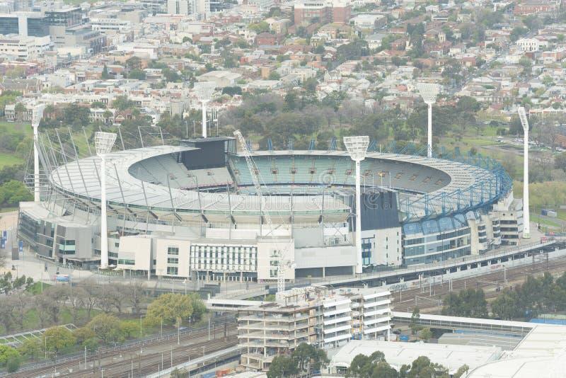 Tierra del grillo de Melbourne, magnetocardiograma imagen de archivo