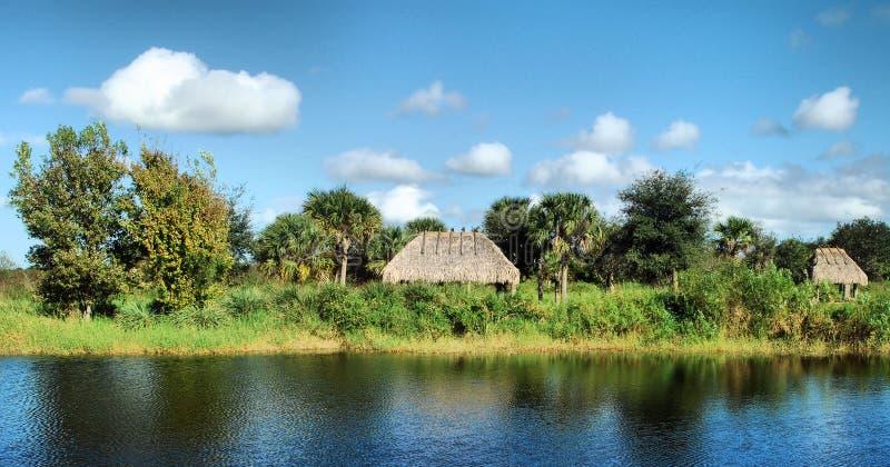 Tierra del Seminole fotos de archivo libres de regalías