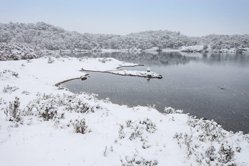 Tierra Fuego National Park fotos de archivo