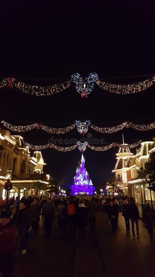 Tierra París de Disney imágenes de archivo libres de regalías
