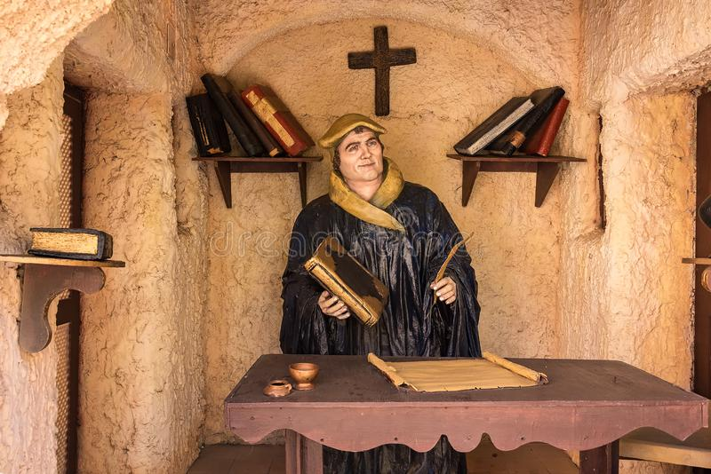 Tierra Santa is een themapark, is zijn familienaam 'Jeruzalem in Buenos aires ' stock foto's
