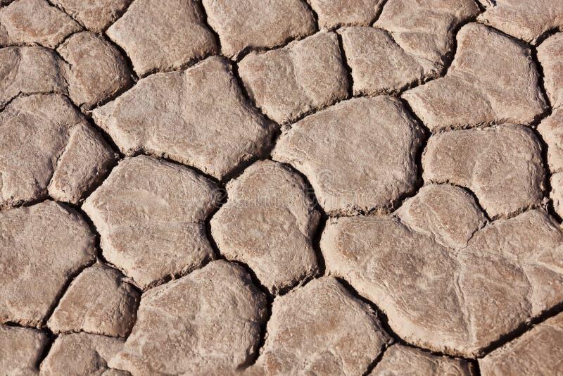 Tierra seca en el desierto del Sáhara. fotografía de archivo libre de regalías