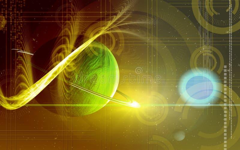 Download Tierra y planeta stock de ilustración. Ilustración de elemento - 7282226