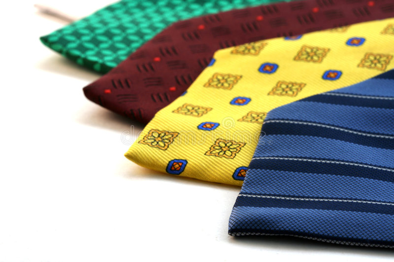 Download Ties stock photo. Image of ties, colorful, fashion, suit - 504218